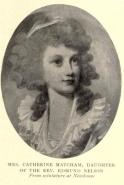 Catherine Nelson Matcham Mary Eyre Matcham
