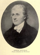 George Matcham Mary Eyre Matcham